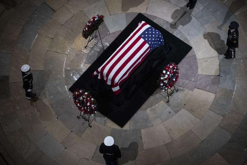 George HW Bush's funeral: Here's a rundown of the financial markets that are open and closed