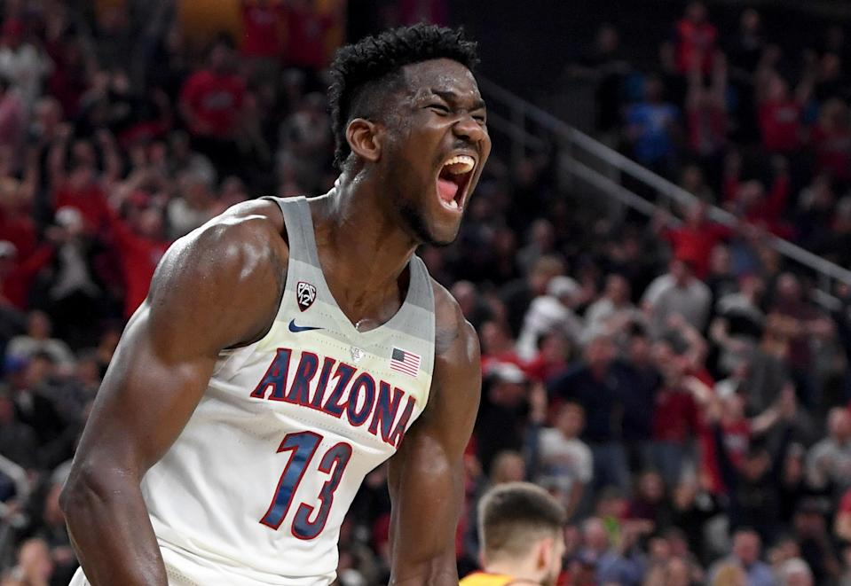 Deandre Ayton's got the tools and the talent to make a major impact for the Phoenix Suns. (Getty)