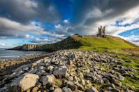 "<p>A highlight of the rugged north-eastern coastline, this is a favourite for hearty walkers but is just as satisfying for dogs. Overlooked by the ruins of 14th-century Dunstanburgh Castle to the south, it's well-suited to the romantically inclined, but don't hold it against your dog if they're more into the freedom and bluster. </p><p>From here it's a short walk along the coast path south to the dog-friendly fishing village of Craster for kippers (it's known as the home of the smoked fish), while a few miles further south is beautiful Alnmouth beach, where the estuary shapes an ever-changing landscape.</p><p><strong>Where to stay: </strong>Situated in the heart of Embleton, a picturesque village on the Northumberland coast, <a href=""https://go.redirectingat.com?id=127X1599956&url=https%3A%2F%2Fwww.booking.com%2Fhotel%2Fgb%2Fthe-dunstanburgh-castle.en-gb.html%3Faid%3D2070935%26label%3Ddog-friendly-beaches&sref=https%3A%2F%2Fwww.countryliving.com%2Fuk%2Ftravel-ideas%2Fdog-friendly%2Fg35163642%2Fdog-friendly-beaches%2F"" rel=""nofollow noopener"" target=""_blank"" data-ylk=""slk:The Dunstanburgh Castle"" class=""link rapid-noclick-resp"">The Dunstanburgh Castle</a> Hotel boasts an award-winning restaurant, which serves fresh, ethically-produced food daily.</p><p><a class=""link rapid-noclick-resp"" href=""https://go.redirectingat.com?id=127X1599956&url=https%3A%2F%2Fwww.booking.com%2Fhotel%2Fgb%2Fthe-dunstanburgh-castle.en-gb.html%3Faid%3D2070935%26label%3Ddog-friendly-beaches&sref=https%3A%2F%2Fwww.countryliving.com%2Fuk%2Ftravel-ideas%2Fdog-friendly%2Fg35163642%2Fdog-friendly-beaches%2F"" rel=""nofollow noopener"" target=""_blank"" data-ylk=""slk:CHECK PRICES"">CHECK PRICES</a></p>"