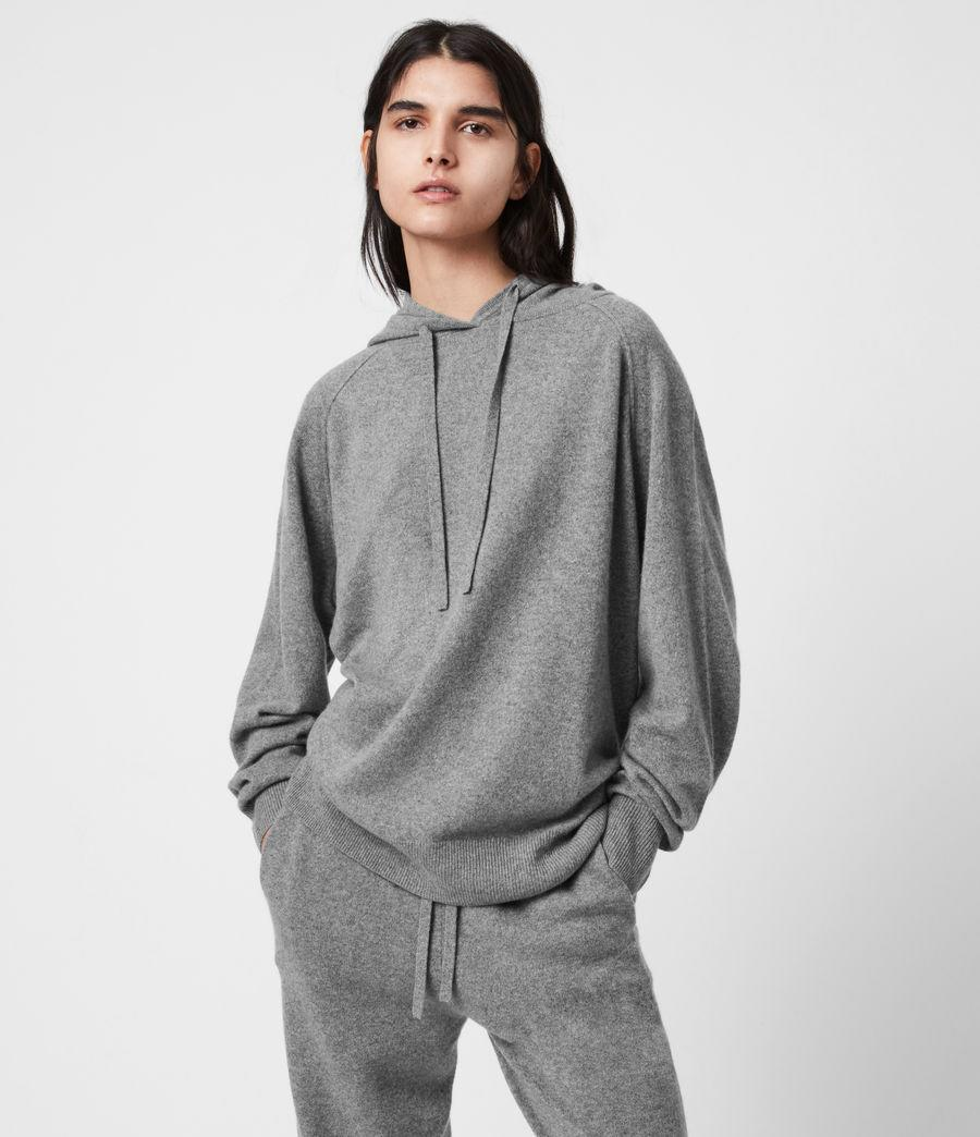 "<br><br><strong>AllSaints</strong> Olly Cashmere Hoodies, $, available at <a href=""https://www.allsaints.com/women/sweatshirts/allsaints-olly-cashmere-hoody/?colour=107&category=588"" rel=""nofollow noopener"" target=""_blank"" data-ylk=""slk:AllSaints"" class=""link rapid-noclick-resp"">AllSaints</a>"