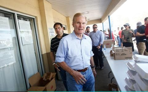 <span>Bill Nelson, the Senator for Florida hoping for re-election, is seeking a recount after results showed his rival Rick Scott to have clinched victory by the narrowest of margins</span>