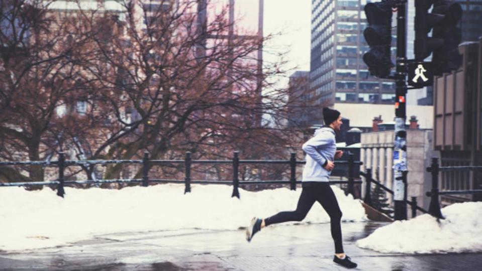 How cold is too cold to exercise outside?