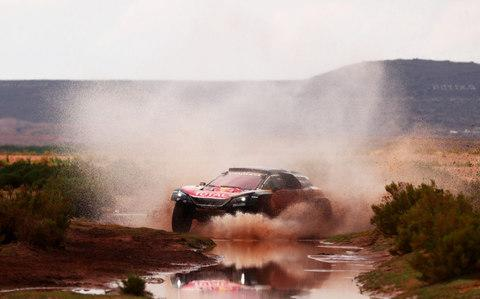 Peugeot 3008 Dakar - Credit: Dan Istitene /Getty Images South America