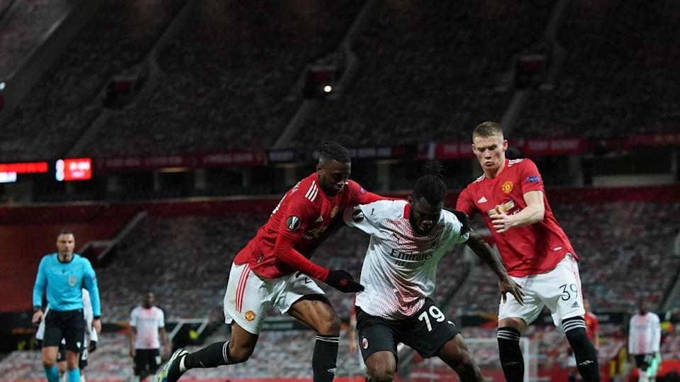 Europa League, Manchester United held by AC Milan: Records broken