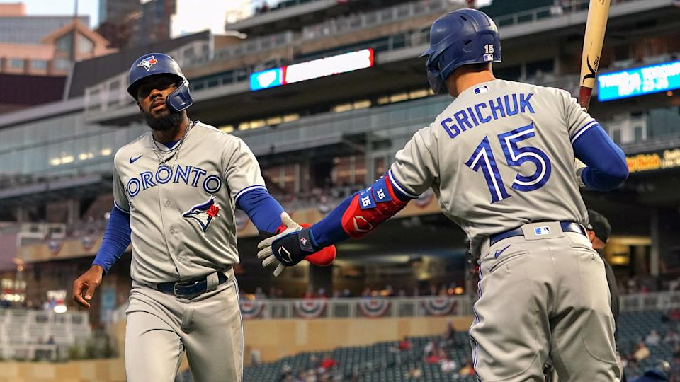 The Blue Jays need to take care of business against the Twins this weekend. (Photo by Nick Wosika/Icon Sportswire via Getty Images)
