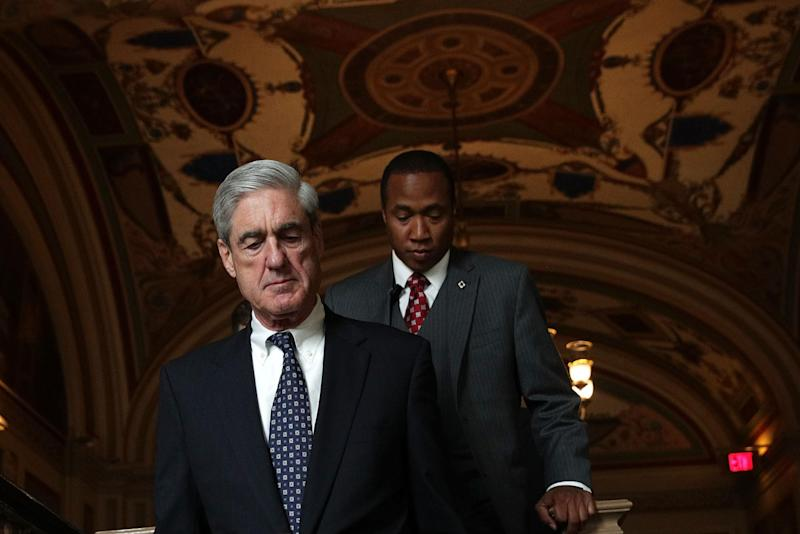 Robert Mueller has asked for a trove of emails related to Cambridge Analytica's Trump campaign operations: Getty