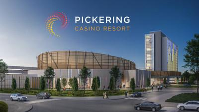 Pickering Casino Resort will be a draw for all who enjoy exceptional service, thrilling gaming options, live entertainment and diverse dining experiences. (CNW Group/Great Canadian Gaming Corporation - Media Relations)