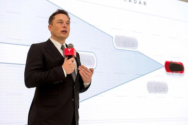 elon musk not worried for tesla
