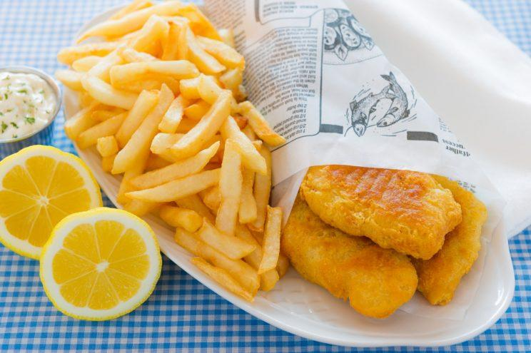 Is your favourite chippy in the 2017 top 10?