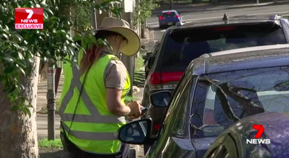 Last year the City of Sydney raked in almost $41 million in parking fine revenues. Source: 7News