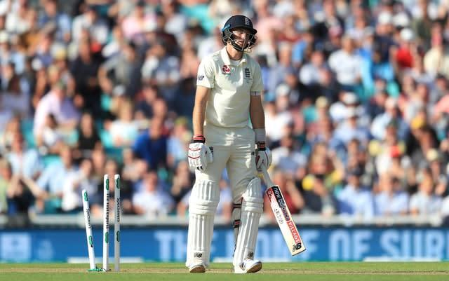 Joe Root registered three ducks in the drawn Ashes series (Mike Egerton/PA)
