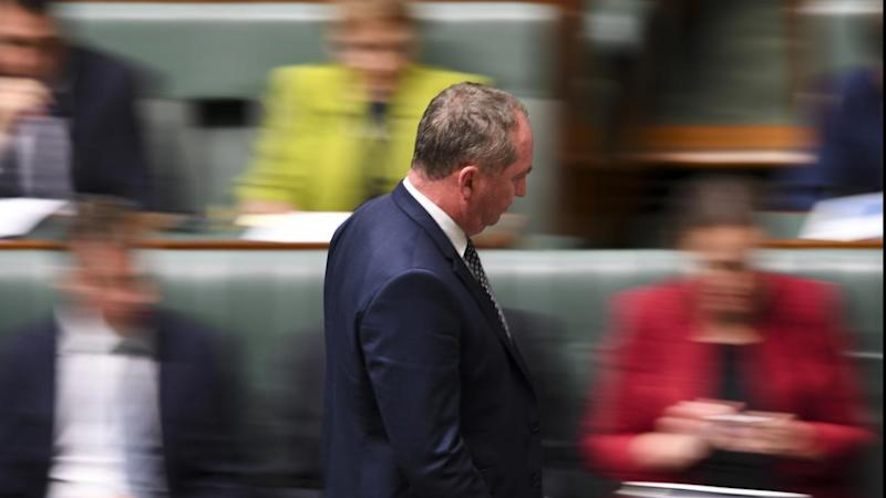 <p>Barnaby Joyce is likely to face more questioning over his handling of an affair with a staffer.</p>