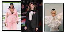 "<p>A fresh batch of celebrity actors, <a href=""https://www.elle.com/uk/life-and-culture/a27741504/rihanna-richest-woman-forbes/"" rel=""nofollow noopener"" target=""_blank"" data-ylk=""slk:musicians"" class=""link rapid-noclick-resp"">musicians</a> and <a href=""https://www.elle.com/uk/beauty/a29793683/emma-stone-bts-video/"" rel=""nofollow noopener"" target=""_blank"" data-ylk=""slk:models"" class=""link rapid-noclick-resp"">models</a> will be the subject of conversations come 2021.</p><p>You might not know names such as Ana de Armas, Holly Humberstone and Lauren Ridloff very well now but, believe us, they'll be the women you're obsessing over on social media come January. </p><p>From the <a href=""https://www.elle.com/uk/life-and-culture/elle-voices/a26793656/sigrid-talks-her-music-heroes/"" rel=""nofollow noopener"" target=""_blank"" data-ylk=""slk:s"" class=""link rapid-noclick-resp"">s</a><a href=""https://www.elle.com/uk/life-and-culture/elle-voices/a26793656/sigrid-talks-her-music-heroes/"" rel=""nofollow noopener"" target=""_blank"" data-ylk=""slk:ingers you'll be streaming"" class=""link rapid-noclick-resp"">ingers you'll be streaming</a> on repeat and the actors you'll be transfixed with watching in <a href=""https://www.elle.com/uk/life-and-culture/culture/g28300139/best-netflix-amazon-prime-now-tv-streaming/"" rel=""nofollow noopener"" target=""_blank"" data-ylk=""slk:TV shows"" class=""link rapid-noclick-resp"">TV shows</a> from the comfort of your sofa, to the models you'll be copying looks from on the catwalk, it's time to learn the names of the next decade's biggest stars. </p><p><strong>Here are the breakout celebrities of 2021 that you need to know:</strong></p>"