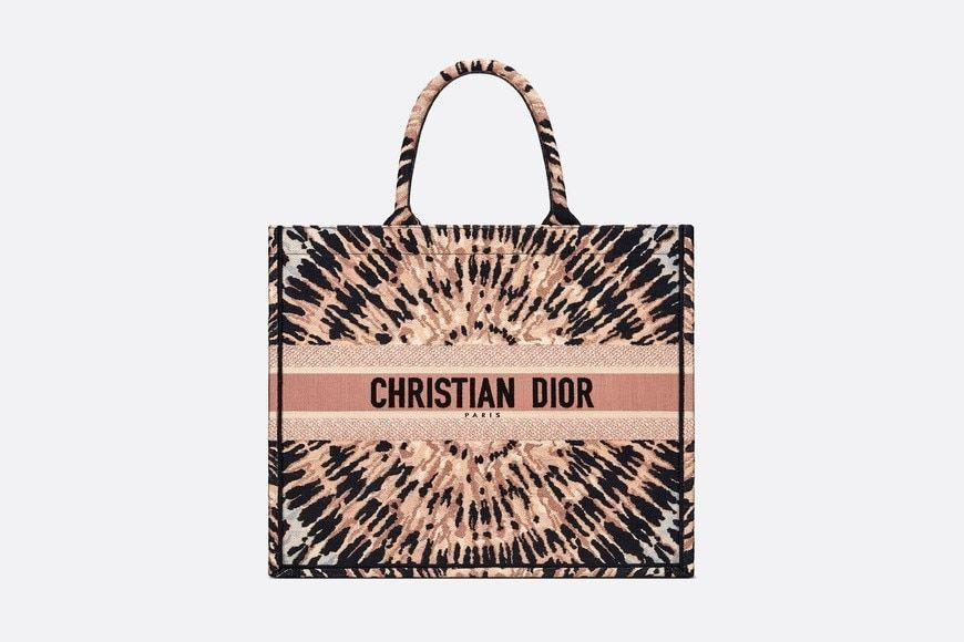 """<p><strong>Dior</strong></p><p>dior.com</p><p><strong>$3500.00</strong></p><p><a href=""""https://go.redirectingat.com?id=74968X1596630&url=https%3A%2F%2Fwww.dior.com%2Fen_us%2Fproducts%2Fcouture-M1286ZJAI_M884-dior-book-tote-multicolor-tie-dior-embroidery&sref=https%3A%2F%2Fwww.harpersbazaar.com%2Ffashion%2Ftrends%2Fg35048473%2Fbags-for-2021%2F"""" rel=""""nofollow noopener"""" target=""""_blank"""" data-ylk=""""slk:Shop Now"""" class=""""link rapid-noclick-resp"""">Shop Now</a></p><p>The iconic Dior tote gets an upgrade for 2021 with this elevated take on tie-dye. From season to season, you'll be drawn to this staple bag. </p>"""