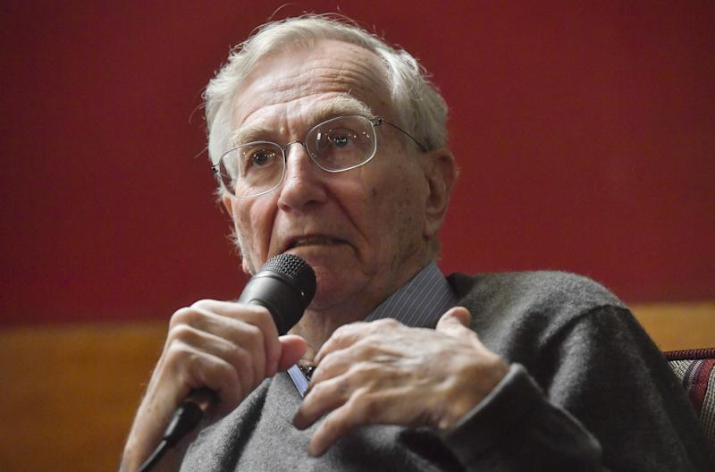Seymour Hersh. (Photo: Vit Simanek/CTK via ZUMA Press)