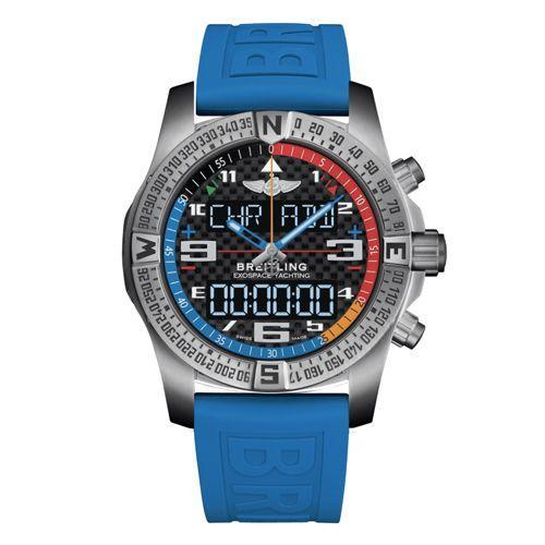 "<p><a class=""link rapid-noclick-resp"" href=""https://www.breitling.com/gb-en/watches/professional/1/b55-yachting/EB5512221B1S1/"" rel=""nofollow noopener"" target=""_blank"" data-ylk=""slk:SHOP"">SHOP</a></p><p><strong>Best for: </strong>The action man</p><p>As with all things Breitling, the Exospace B55 Yachting - the brand's first connected chronograph - is very much for the would-be adventurer; the sort that prefers abseiling down a ravine to two weeks in Barbados.</p><p>No bad thing, of course, especially when you look at the features on offer: digital and perpetual calendar, up to seven independent daily alarms and full smartphone compatibility. You'll have to buy your own fedora and whip, though.</p><p>Exospace B55 Yachting, £5,810, <a href=""https://www.breitling.com/gb-en/watches/professional/1/b55-yachting/EB5512221B1S1/"" rel=""nofollow noopener"" target=""_blank"" data-ylk=""slk:breitling.com"" class=""link rapid-noclick-resp"">breitling.com</a></p>"