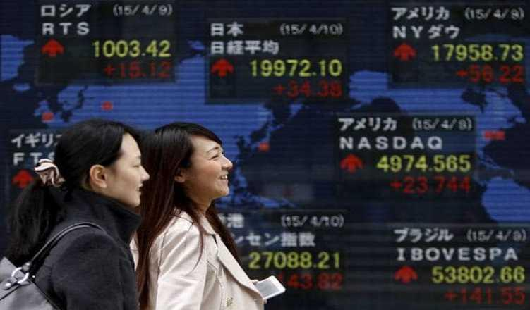Asia relieved as China data point to recovery