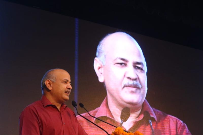 After Coding, STEM Education for Girl Students of Delhi Government Schools, Now 12,000 Students to Join CODEATHON Campaign: Manish Sisodia