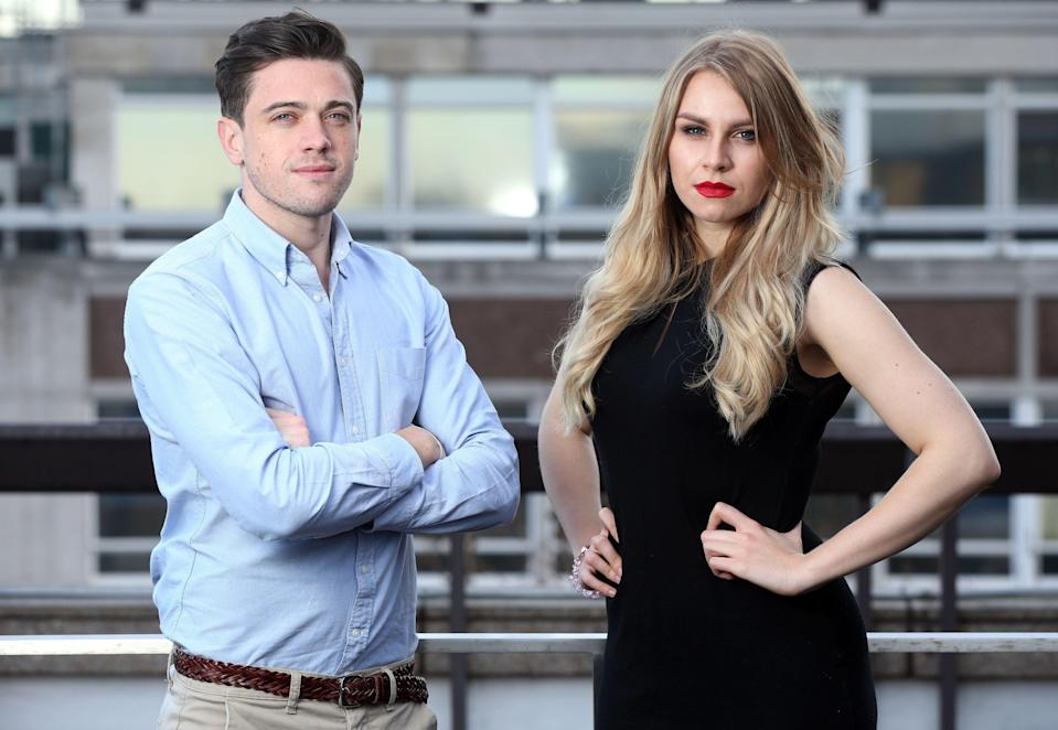 Last year's Apprentice finalists, Alana Spencer and Courtney Wood, had something that pleased Lord Sugar; Getty Images
