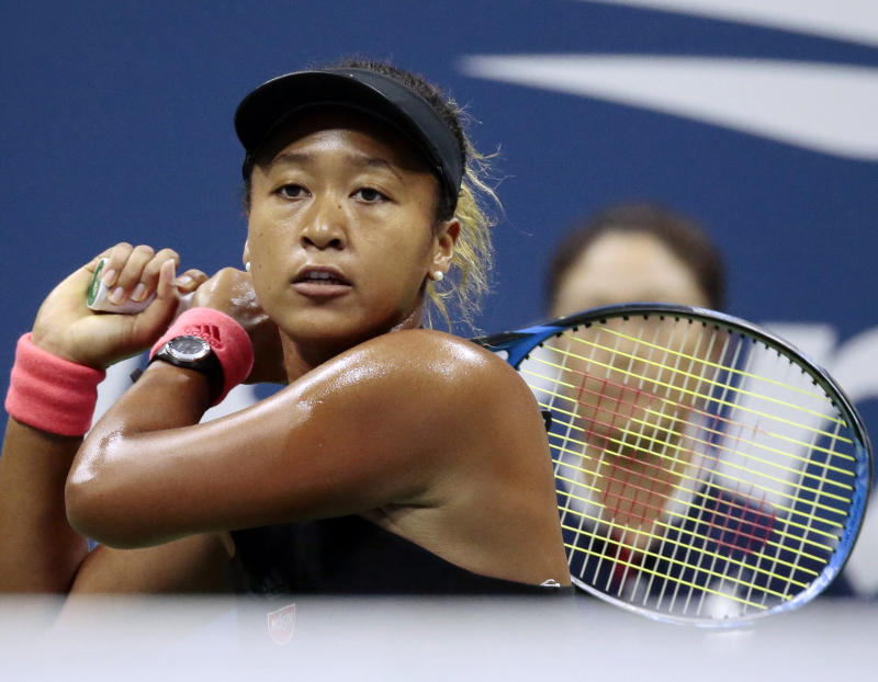 Naomi Osaka headed for big money with Japan, global appeal