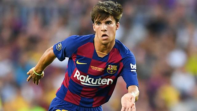 Riqui Puig could finally get an extended chance in the Barcelona first-team squad under Quique Setien.