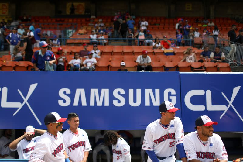Venezuela baseball says pros to return for playoffs, exempt from U.S. sanctions