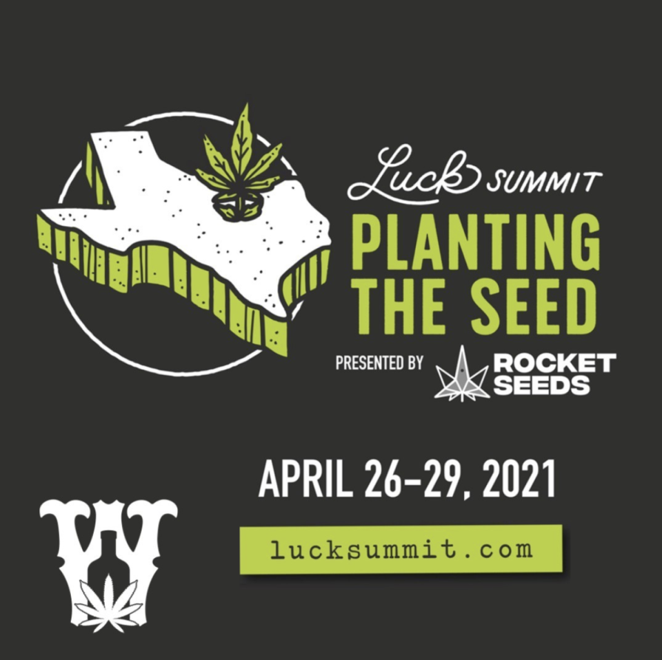 Willie Nelson's Luck Summit Sponsored by Weed And Whiskey News