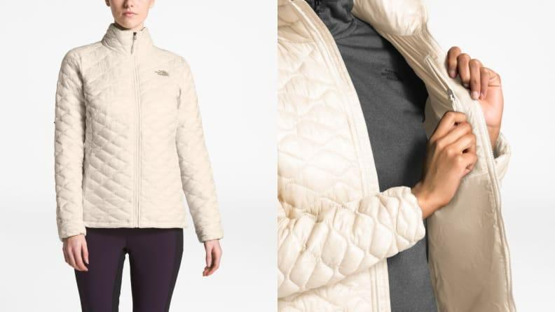 This North Face jacket is as warm as it is stylish.