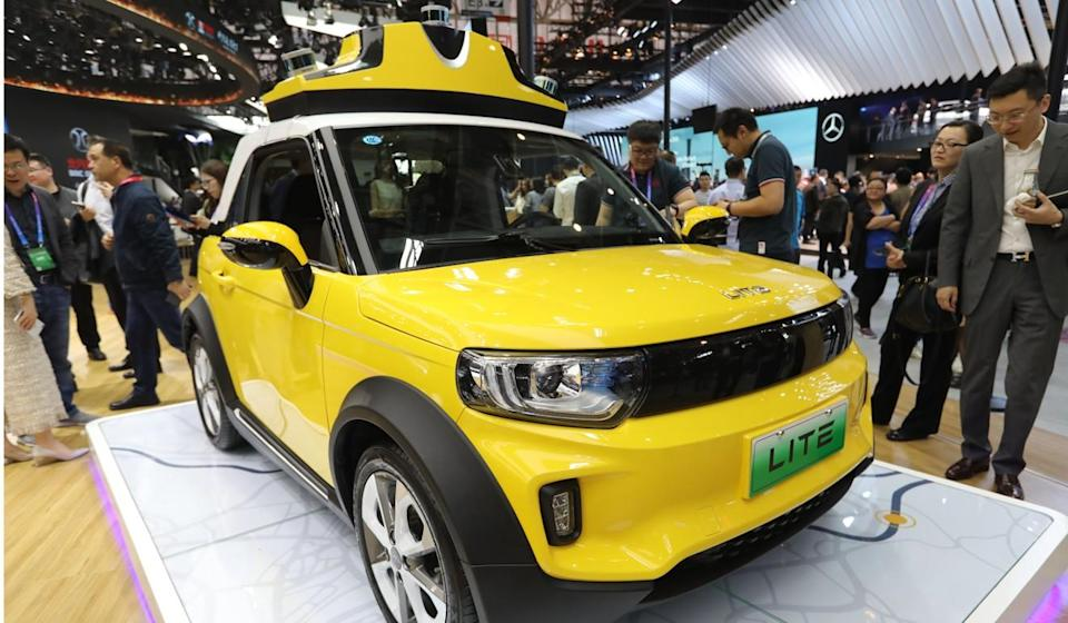 China's electric car market is growing twice as fast as the US. Here's why