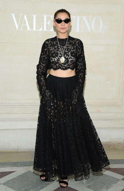 PHOTO: Clotilde Courau attends the Valentino Haute Couture Fall/Winter 2019 2020 show as part of Paris Fashion Week on July 03, 2019, in Paris. (Pascal Le Segretain/Getty Images)