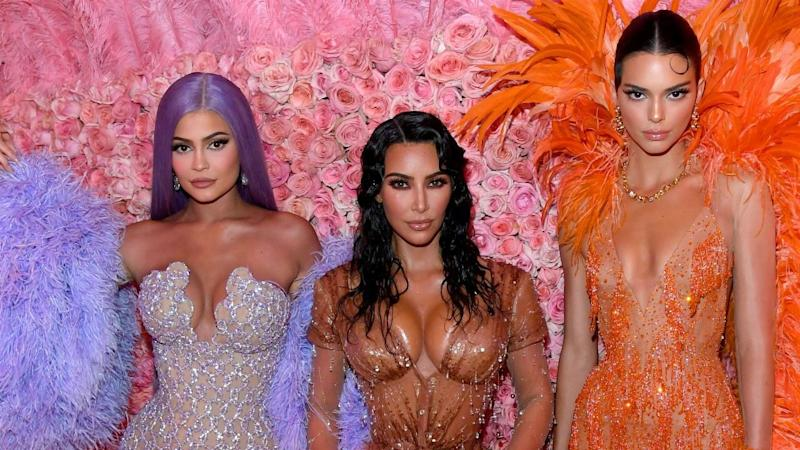 Kim Kardashian Is Fully Prepared to Pee on Herself and Have Her Sister Wipe It Up at the Met Gala: Watch