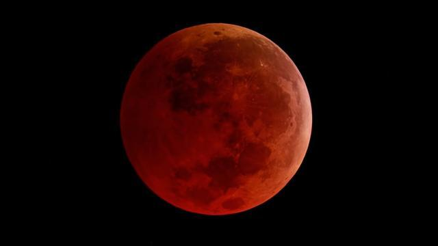 Rare Super Blood Moon eclipse to give stargazers triple treat