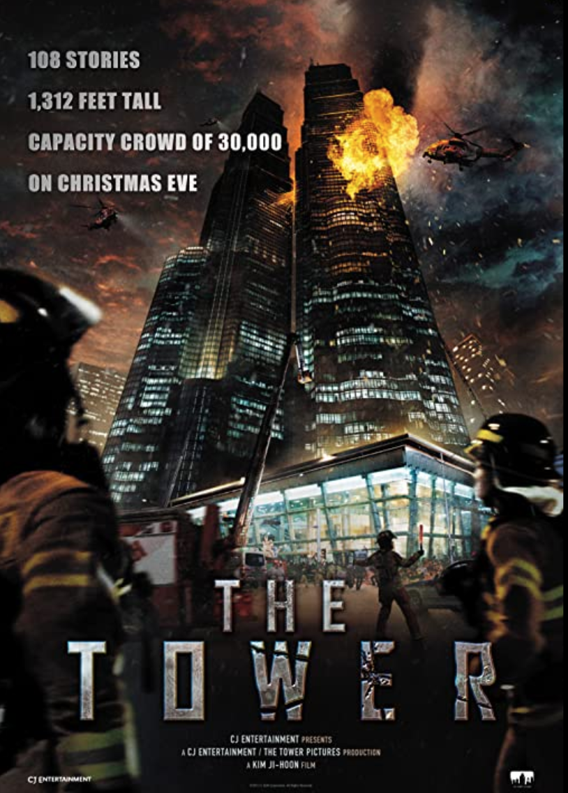"""<p><em>The Tower</em> is a South Korean film and remake of <em>The Towering Inferno</em>. It features updated special effects and even more thrilling sequences. </p><p><a class=""""link rapid-noclick-resp"""" href=""""https://www.amazon.com/Tower-Son-Ye-Jin/dp/B01H0SISS0/ref=sr_1_1?dchild=1&keywords=The+Tower+%282013%29&qid=1626710330&s=instant-video&sr=1-1&tag=syn-yahoo-20&ascsubtag=%5Bartid%7C2139.g.37048863%5Bsrc%7Cyahoo-us"""" rel=""""nofollow noopener"""" target=""""_blank"""" data-ylk=""""slk:STREAM IT HERE"""">STREAM IT HERE</a></p>"""