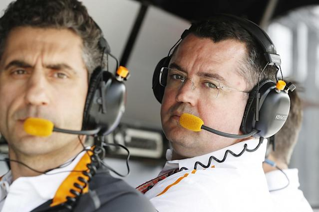 McLaren racing director Eric Boullier insists he is still the right person to lead the team back to success, despite a frustrating start to the 2018 Formula 1 season
