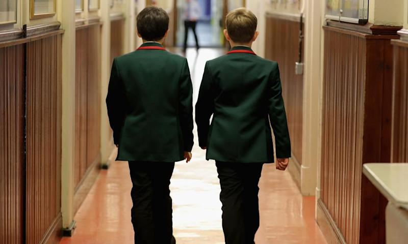 Justine Greening wants to see children from disadvantaged families getting into grammar schools.