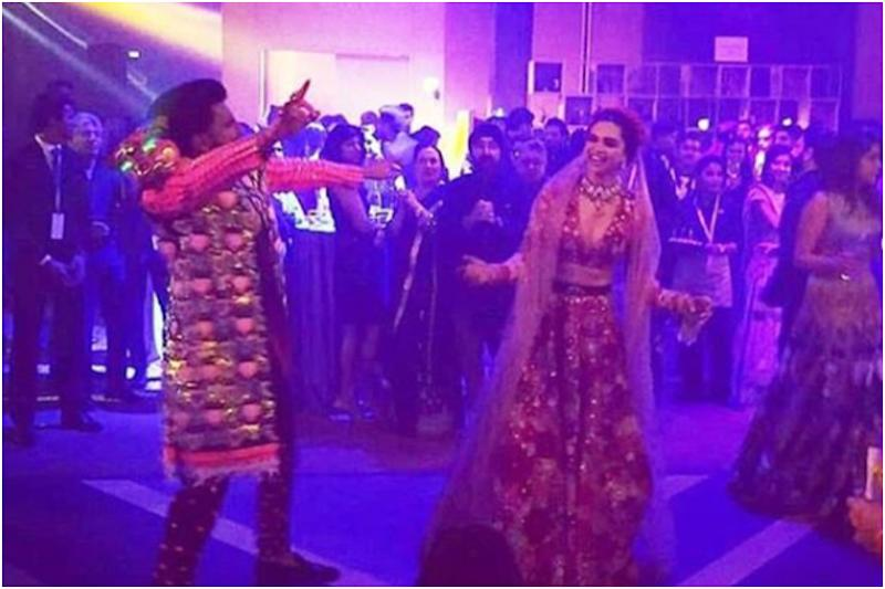Watch Deepika Padukone and Ranveer Singh Dancing Their Hearts Out on Govinda's Hit Track