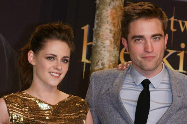 Nominations: Kristen Stewart and Robert Pattinson face slating at the Razzies (Bang)
