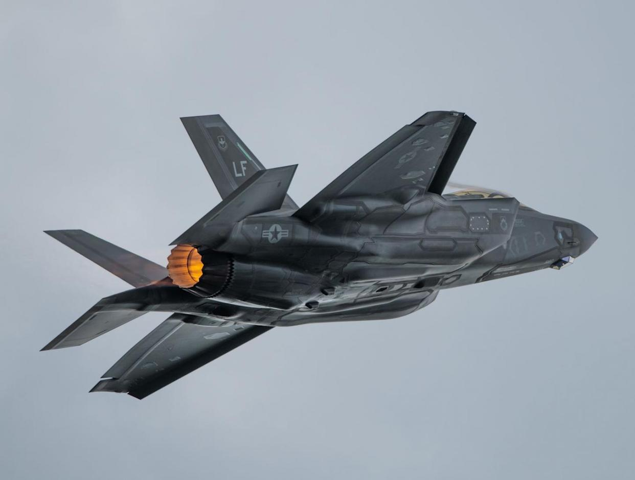Stealthy Switzerland: Why Berne May Get the F-35