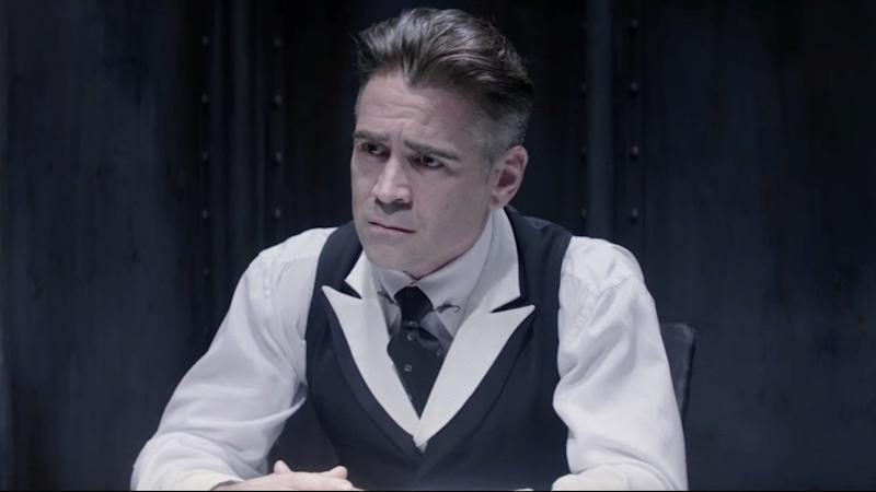 Colin Farrell reportedly won't return as Grindelwald in Fantastic Beasts 3 because of The Batman