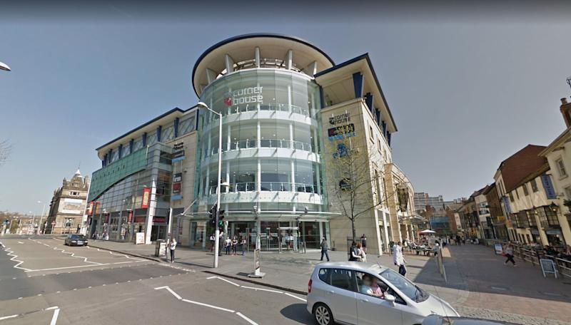 <strong>Cineworld Nottingham.</strong> (Photo: Google Maps)