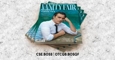 The Yield Growth Corp - Urban Juve :Urban Juve's Featured in the November issue of Vanity Fair UK