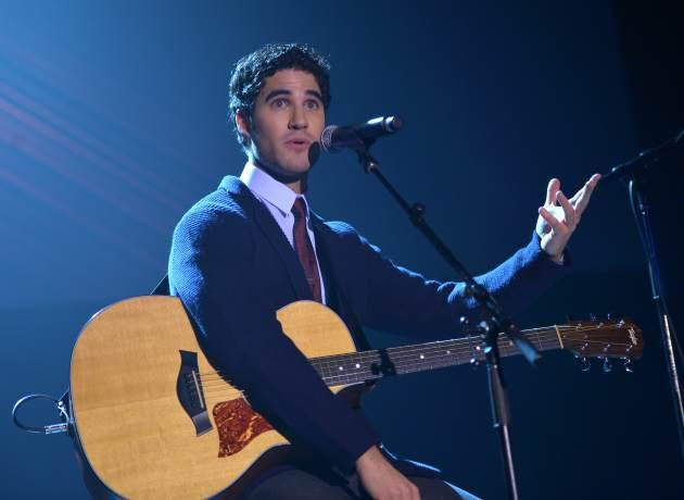Darren Criss -- Getty Images