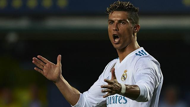 Zinedine Zidane says people should think twice before expecting Cristiano Ronaldo to struggle under the pressure of a big match.