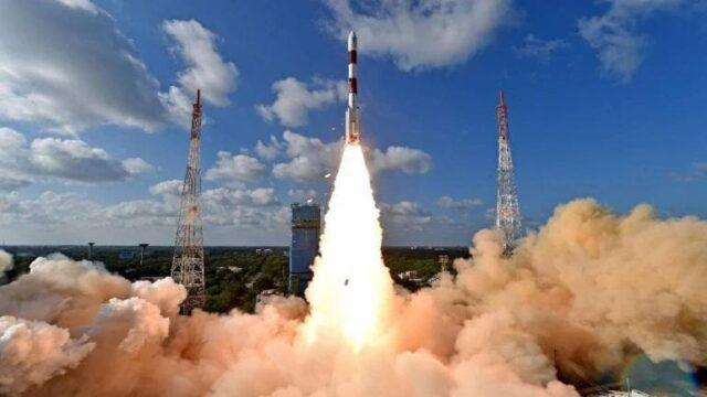 PSLV C51 is going to launch a nanosatellite that will carry a copy of Bhagavad Gita and a photo of Narendra Modi