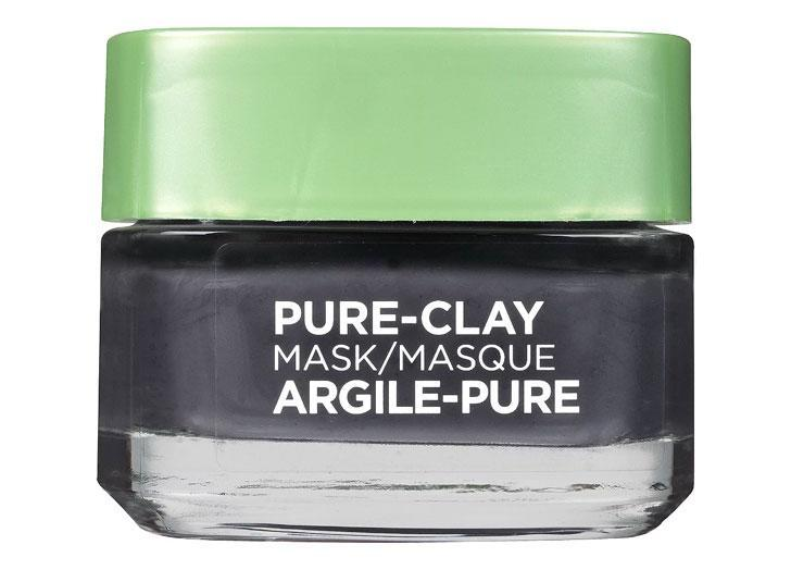 """<p>A clay mask packed with three different oil-absorbing clays and eucalyptus, which soothes and mattifies skin. </p> <p><a class=""""link rapid-noclick-resp"""" href=""""https://shop-links.co/1737869051639413269"""" rel=""""nofollow noopener"""" target=""""_blank"""" data-ylk=""""slk:Buy It ($13)"""">Buy It ($13)</a></p>"""
