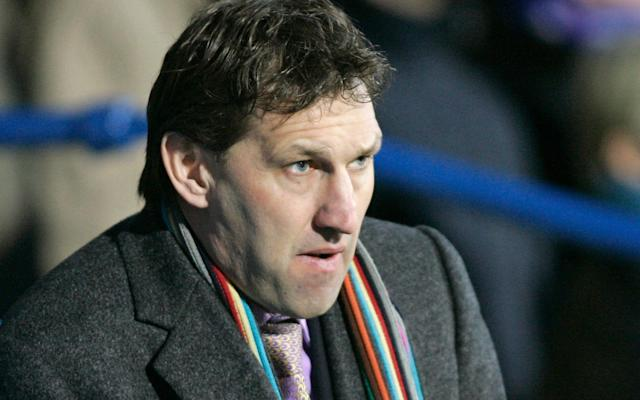 <span>Adams was Portmouth manager for 16 games in 2008-09</span> <span>Credit: AP </span>