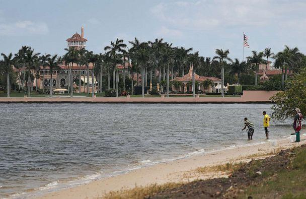 PHOTO: President Donald Trump's Mar-a-Lago resort is seen on April 03, 2019, in West Palm Beach, Fla. (Joe Raedle/Getty Images, FILE)