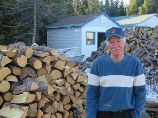 Raymond Green was an avid outdoorsmen and a renowned guide at the Cloud 9 Salmon Lodge in Cartwright. (Phoebe Davis/Facebook - image credit)