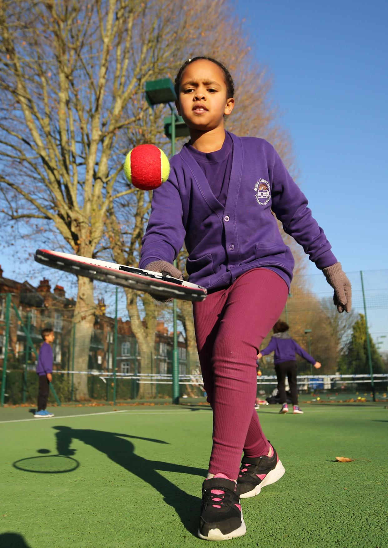 The LTA has introduced a number of schemes to broaden tennis' reach