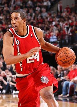 Andre Miller was the Blazers' big free-agent addition of the summer, but could now be traded